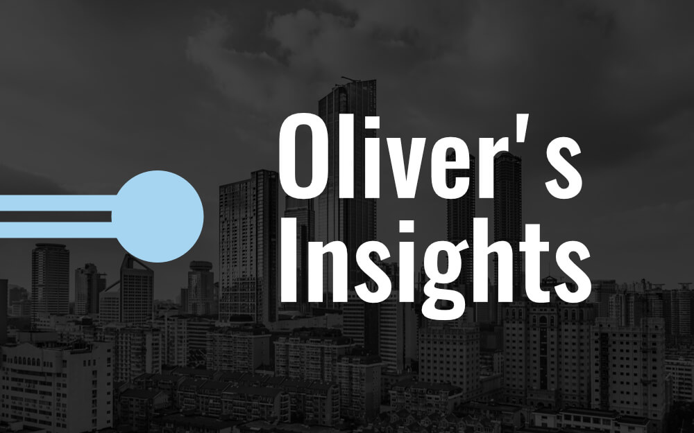 Oliver's insights